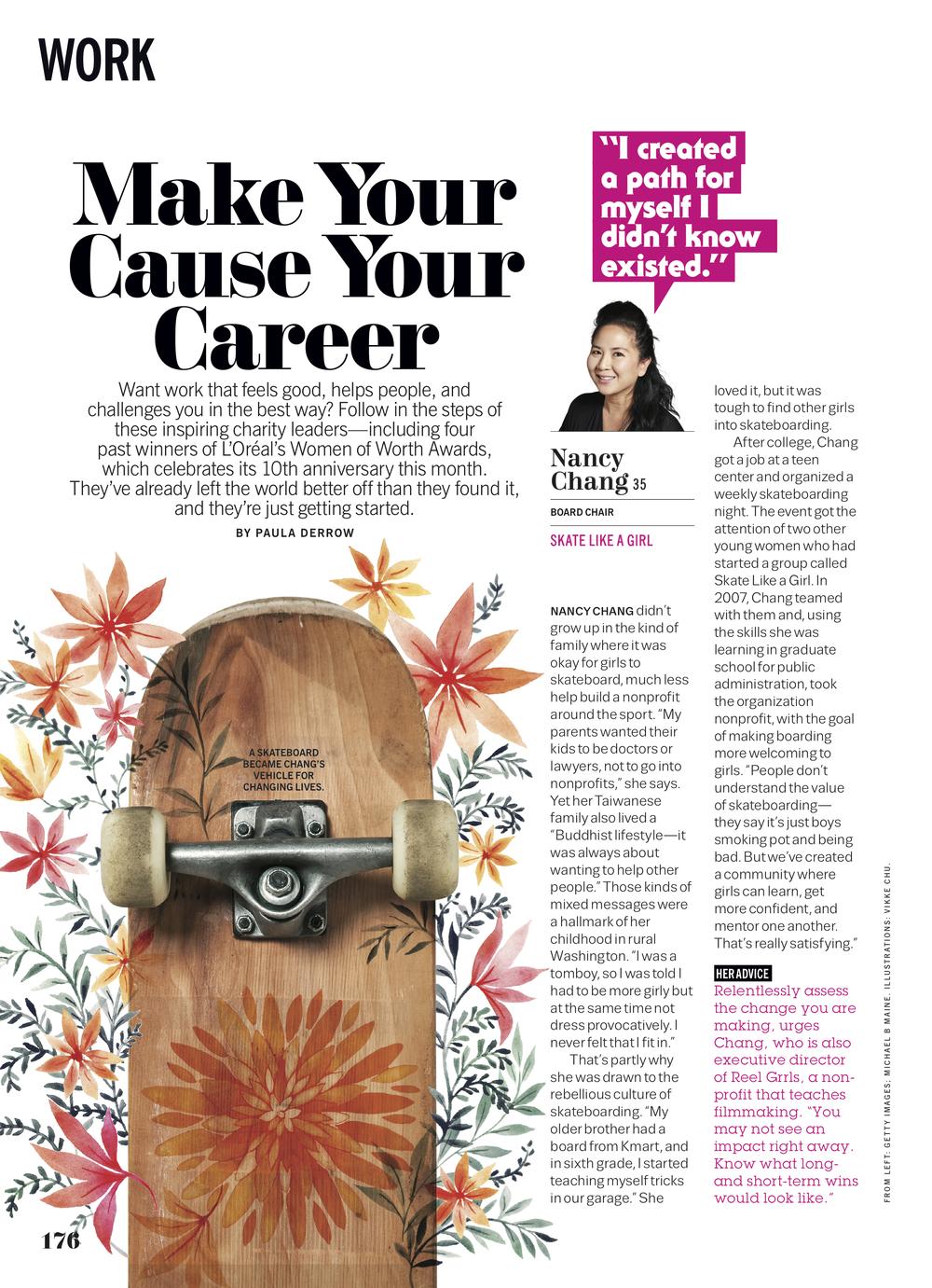 Cosmopolitan Magazine (December 2015)
