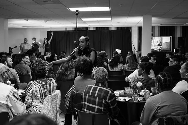 It was such an honor to be able to cover #anightwithjustdupree and bear witness to such a beautiful event. This is probably the best live show I've ever seen.  #seattle #seattlemusicscene #blacklivesmatter #theater #sonya7riii #zeissbatis40mm #zeiss