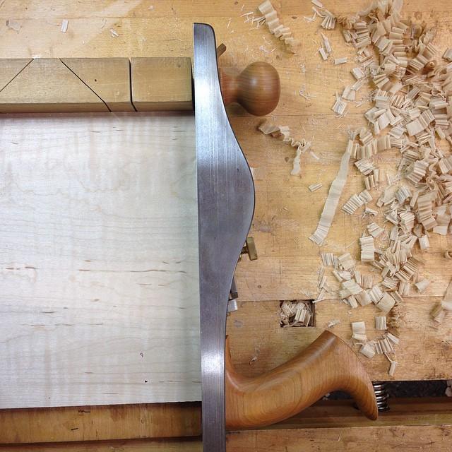 Trimming drawer backs to length. #letsmakeadresser