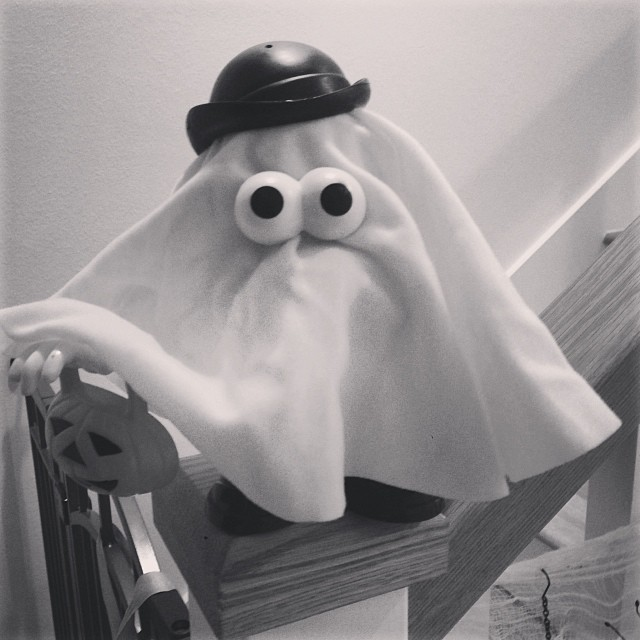 Boo! #happyhalloween