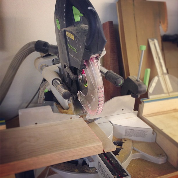 Big weird angled cuts: holla back, Kapex saw.