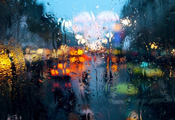 Traffic in the rain  Google Images
