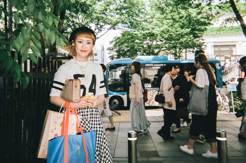 Style everywhere in Tokyo