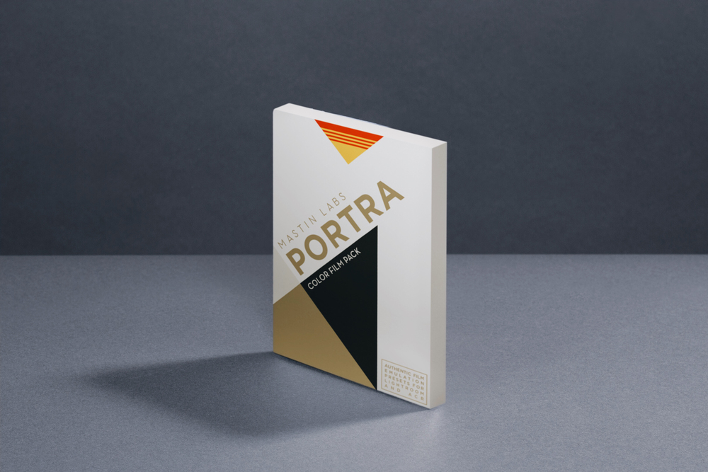 Mastin Labs Portra color film pack, film emulation presets for Lightroom