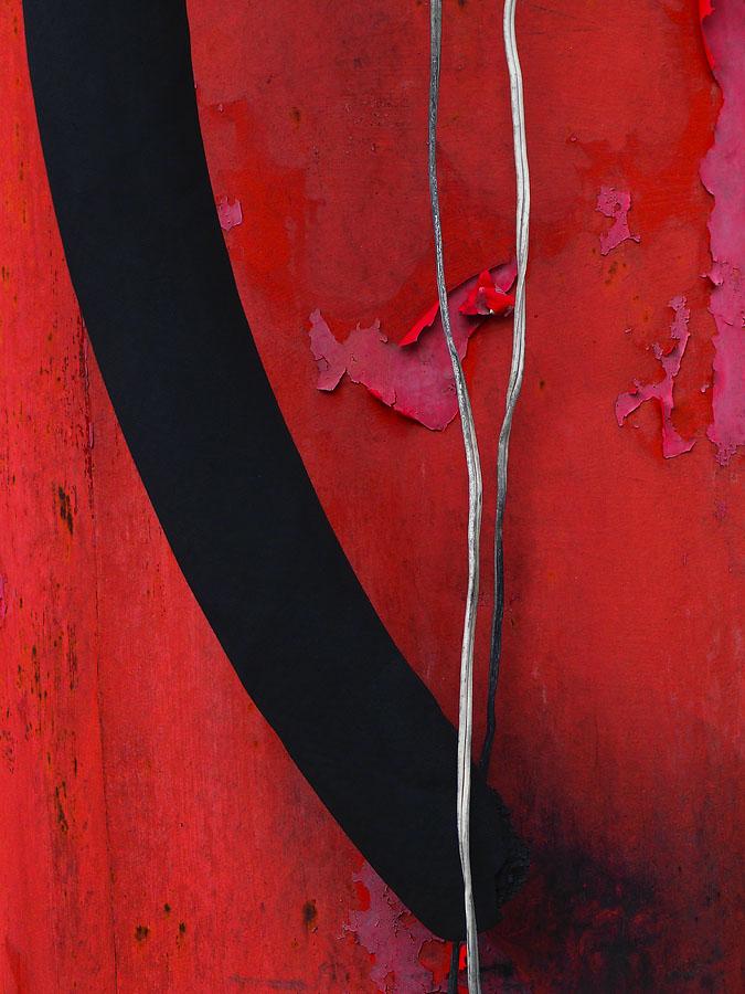 """Redrum"" ~ Spicewood, Texas © 2012 Skip Hunt"