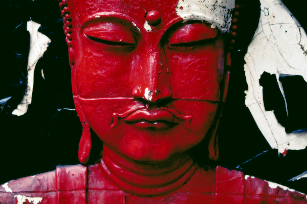 Buddha Red