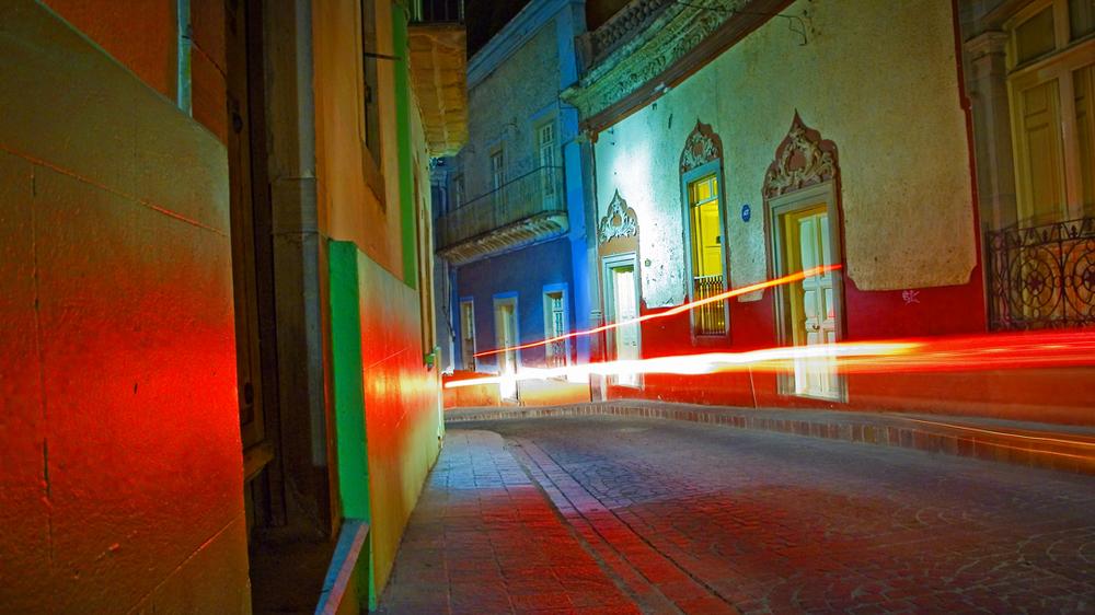 Guanajuato Night