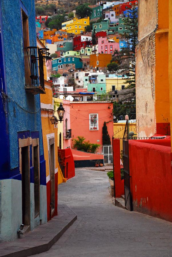 Guanajuato Lane