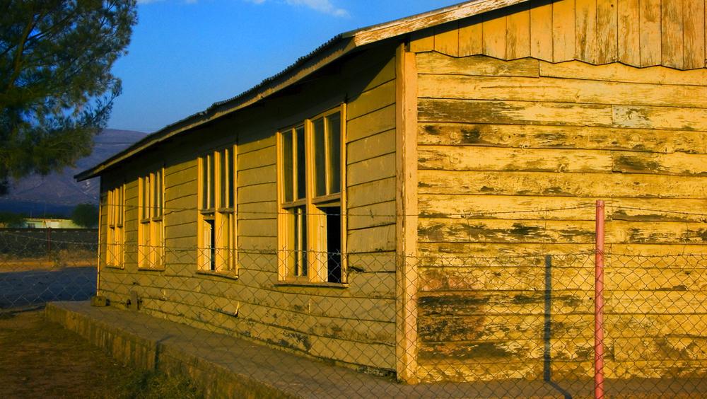 Wadley Desert Schoolhouse