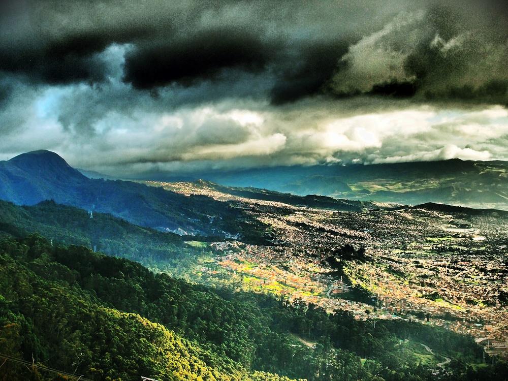 Bogota Hills