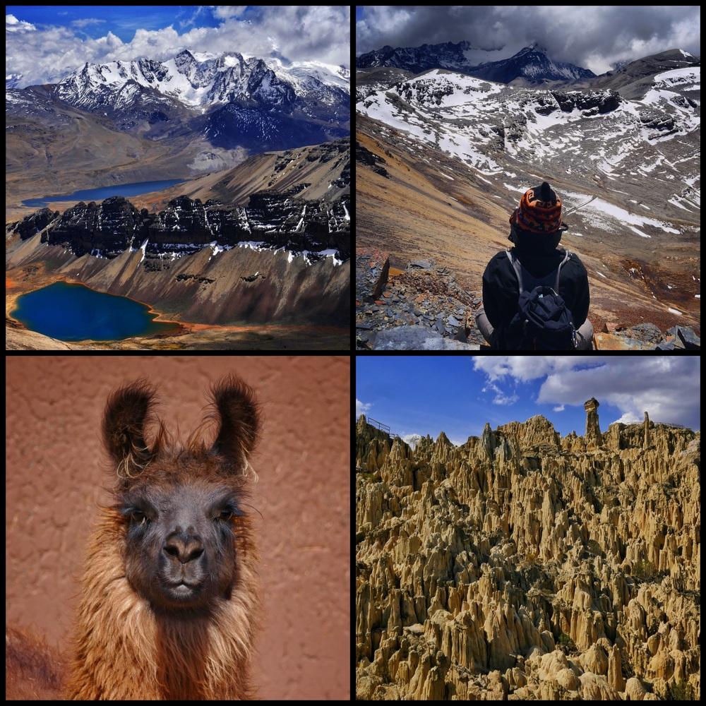 Chacaltalya + Tiwanaku + Valle de la Luna ~ La Paz, Bolivia © 2015 Skip Hunt