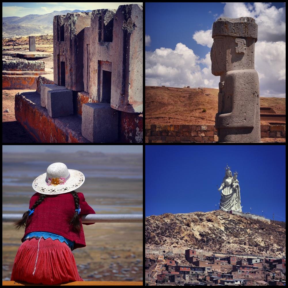Tiwanaku + Oruro ~ Bolivia © 2015 Skip Hunt