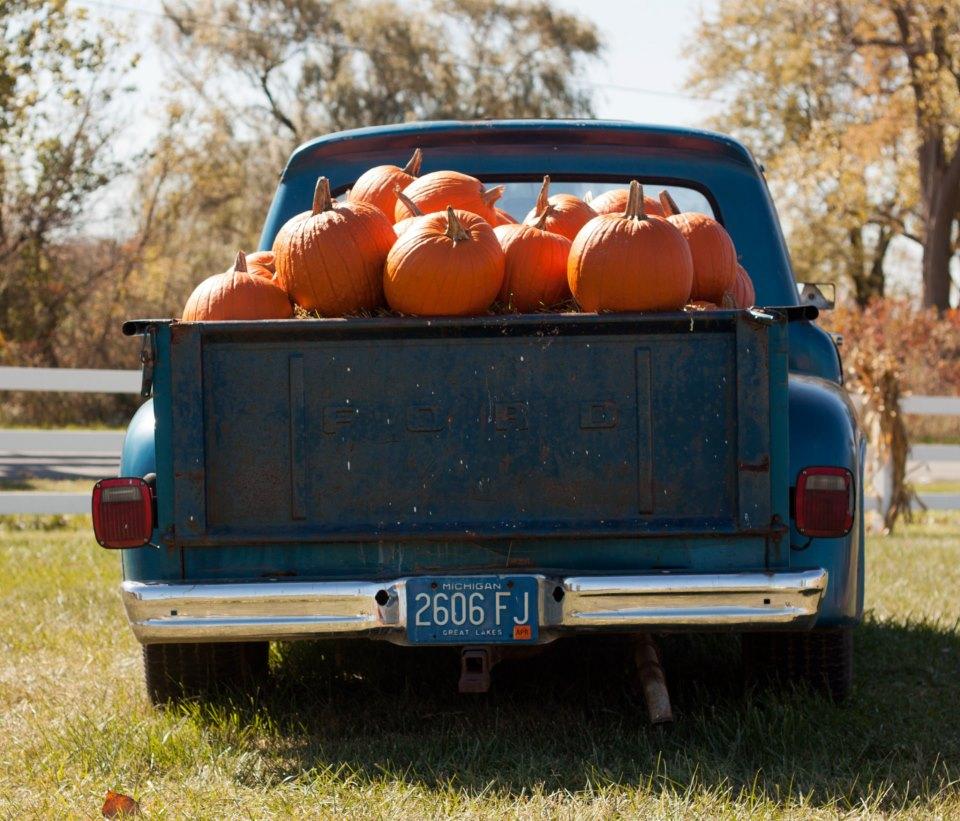 fall haul