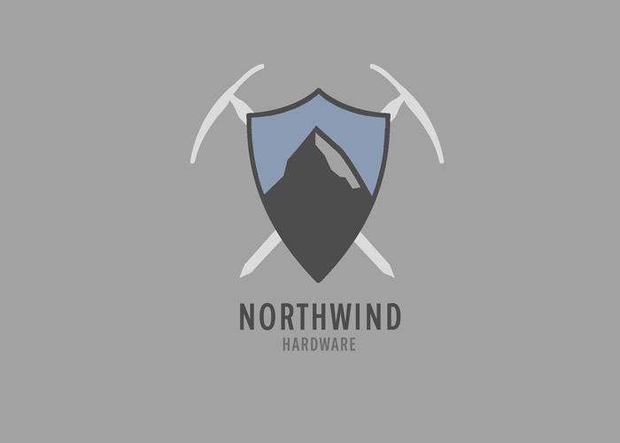 northwind hardware logo
