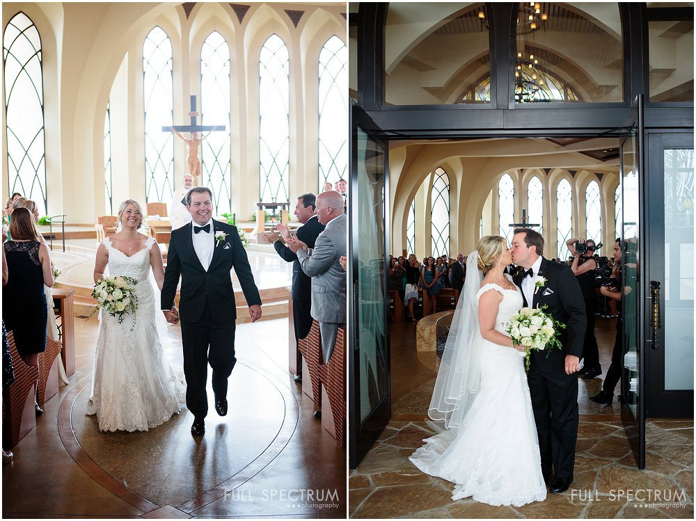 Julie And Pj Trump National Golf Course Palos Verdes Wedding Full Spectrum Photograpy