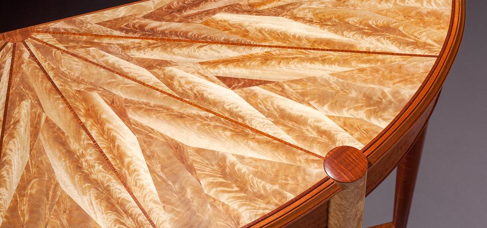 Wolcott Frost Table
