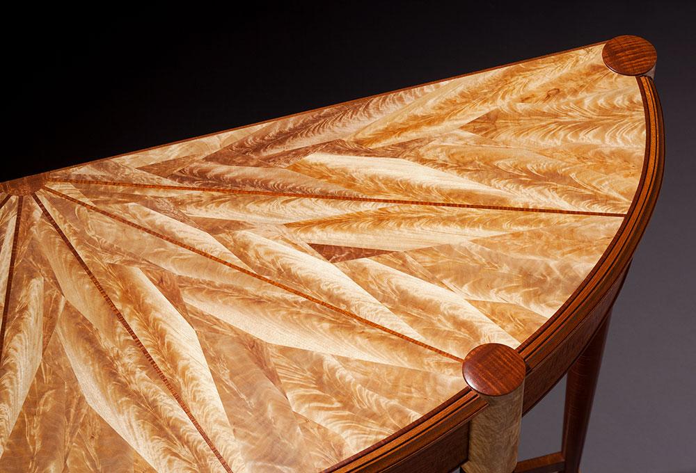 Wolcott frost table detail