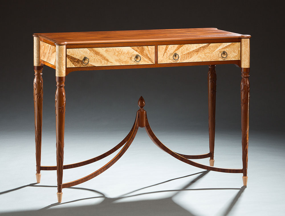 Hopkinton serving table