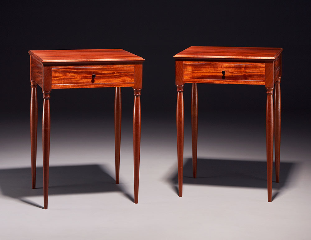 McLaughlin end tables