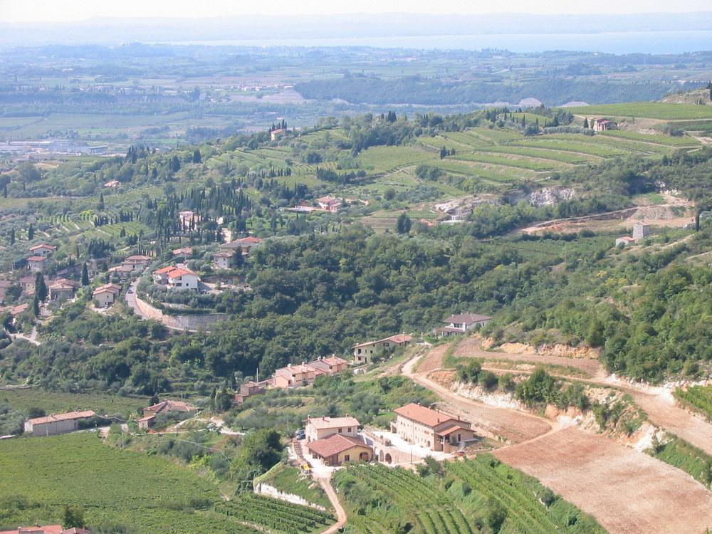 Veduta da S.Giorgio di Valpolicella