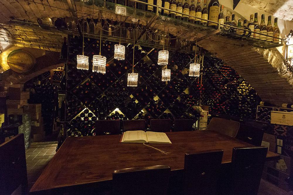 Antica Bottega del vino, Verona