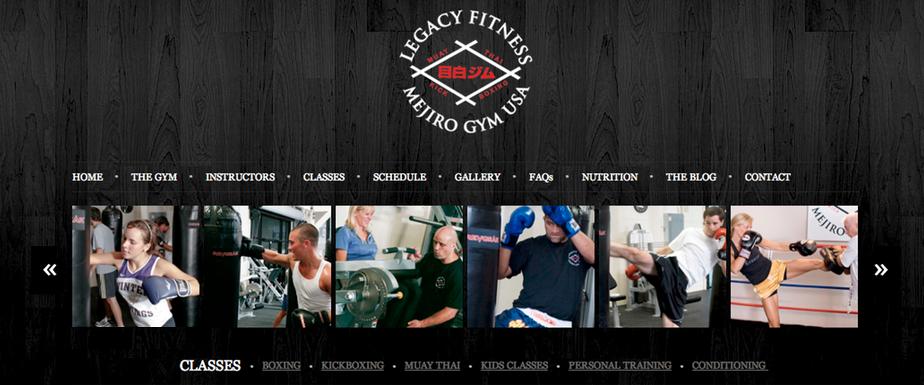 Legacy Fitness USA