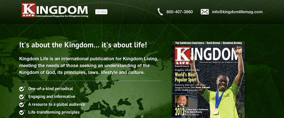 Kingdom Life Magazine