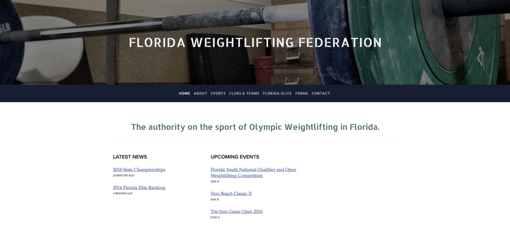 Florida Weightlifting Federation