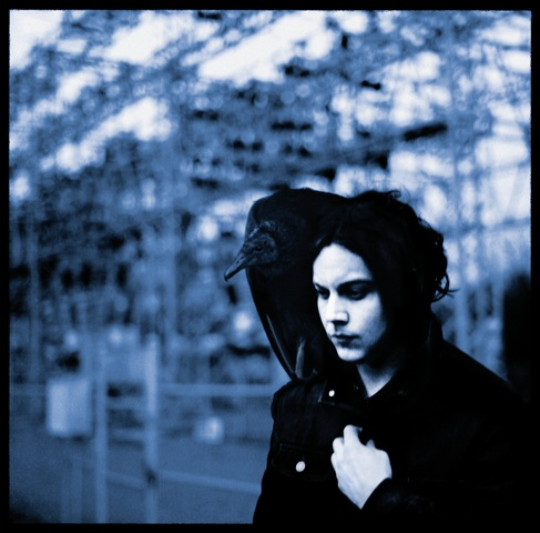 Cover Photo of the Blunderbuss album by Jack White
