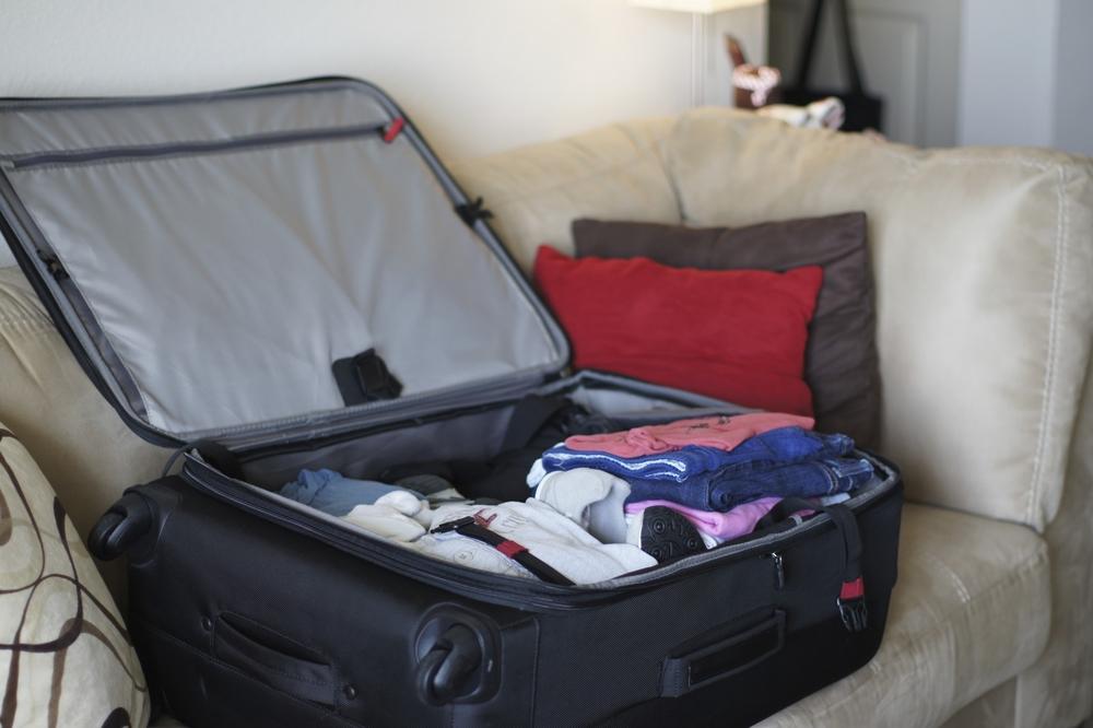 One Suitecase