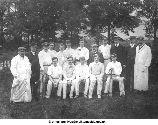 Image source  Tameside Archives