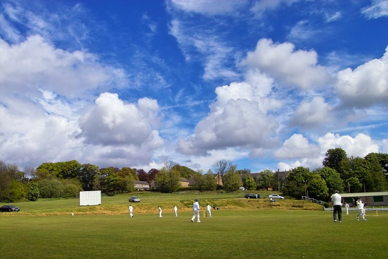 Broadbottom Cricket Club summer