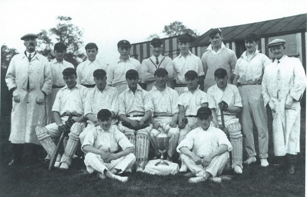 1930(approx) - Hill End CC