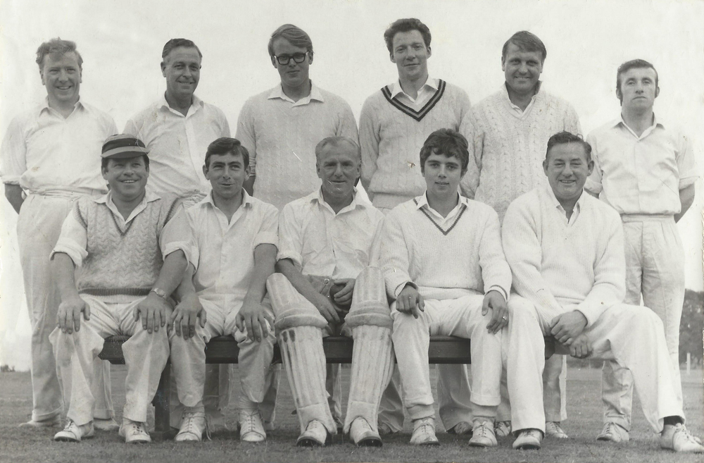 1968, Aug 24th - 1st XI v Hadfield