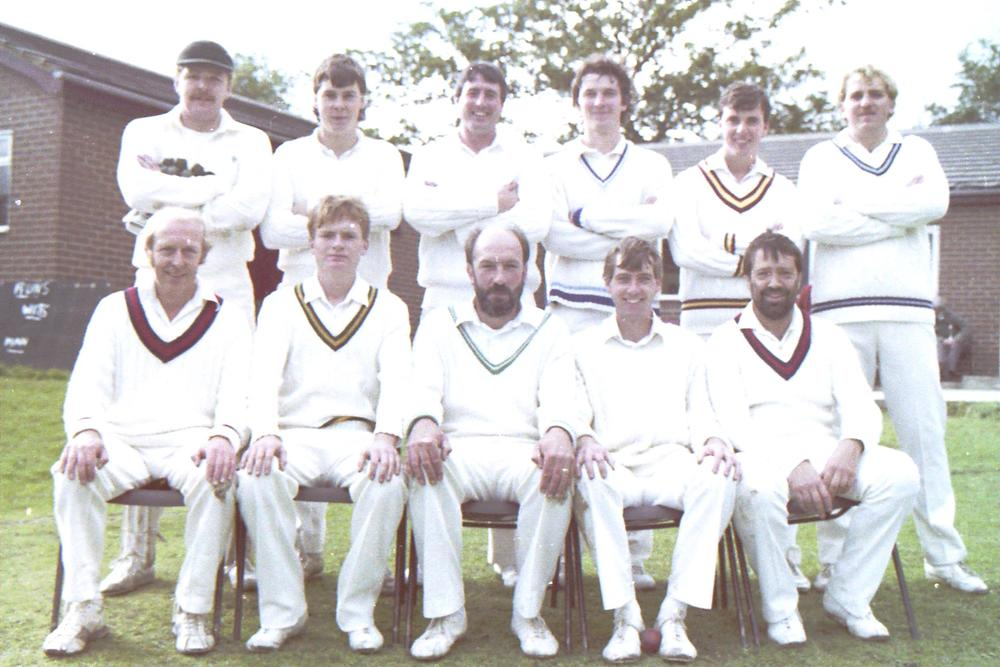 1986 - Hollingworth CC