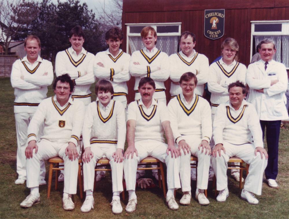 1986 - Chelford CC