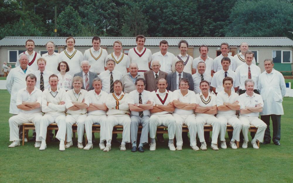 1993 - Centenary Match