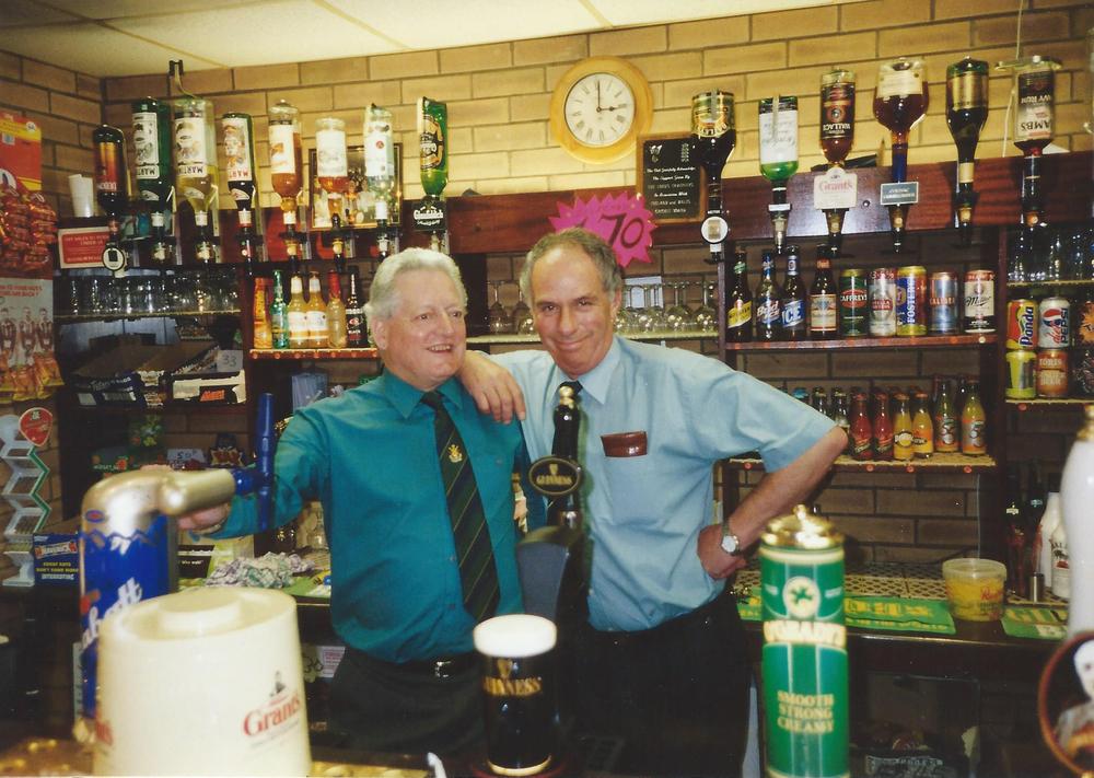 John Clarkson & Tom Shufflebotham