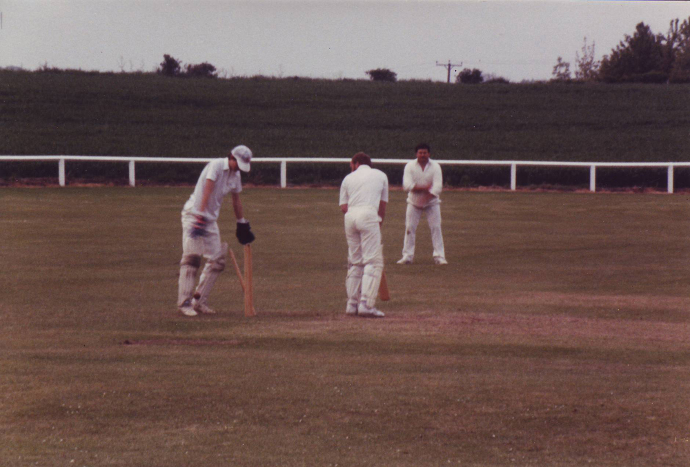 1987 - Goldsborough CC