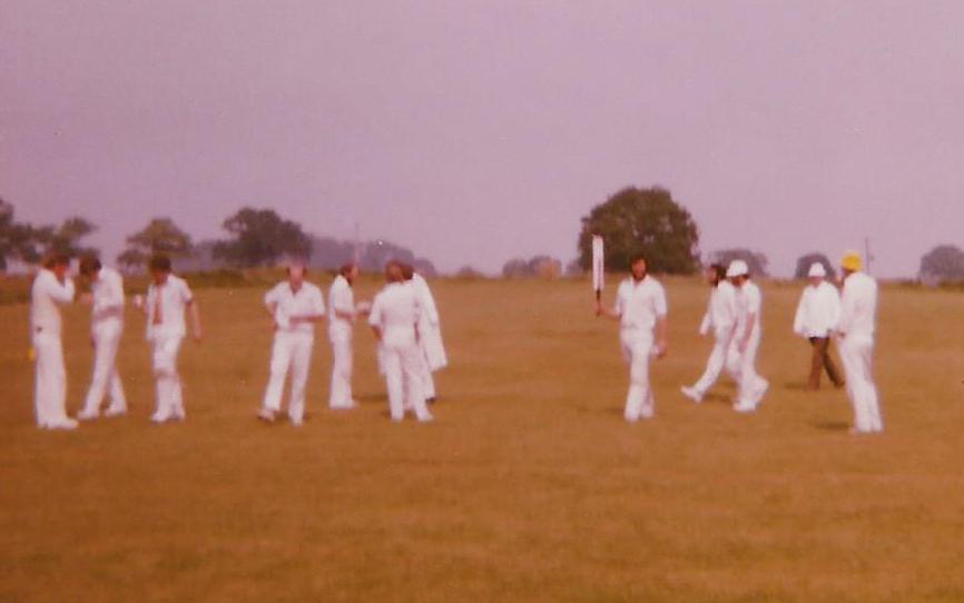 1980 - Aston Ingham CC