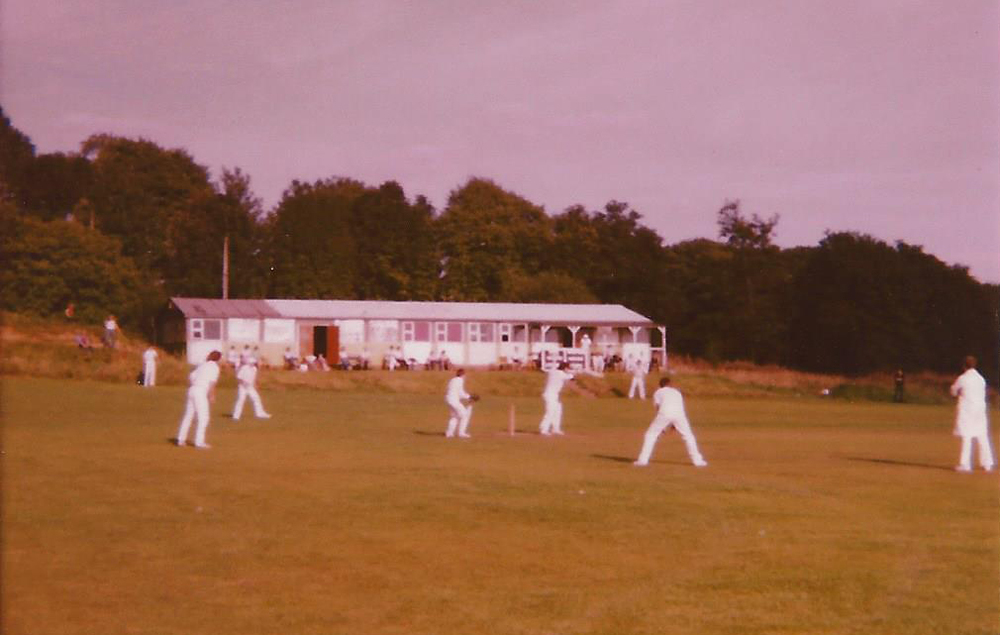 1980 - Broadbottom pavilion
