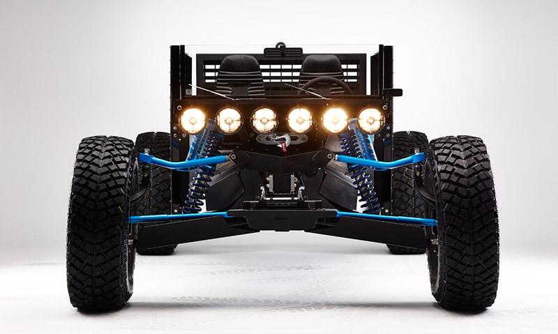 Reboot Buggy — BORN Motor Co.