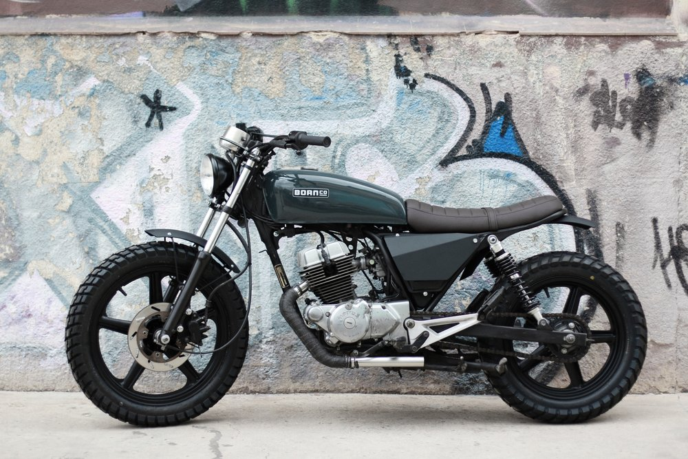Honda Cb 250 Born Motor Co