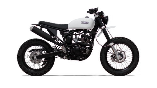 the new tracker 125 -