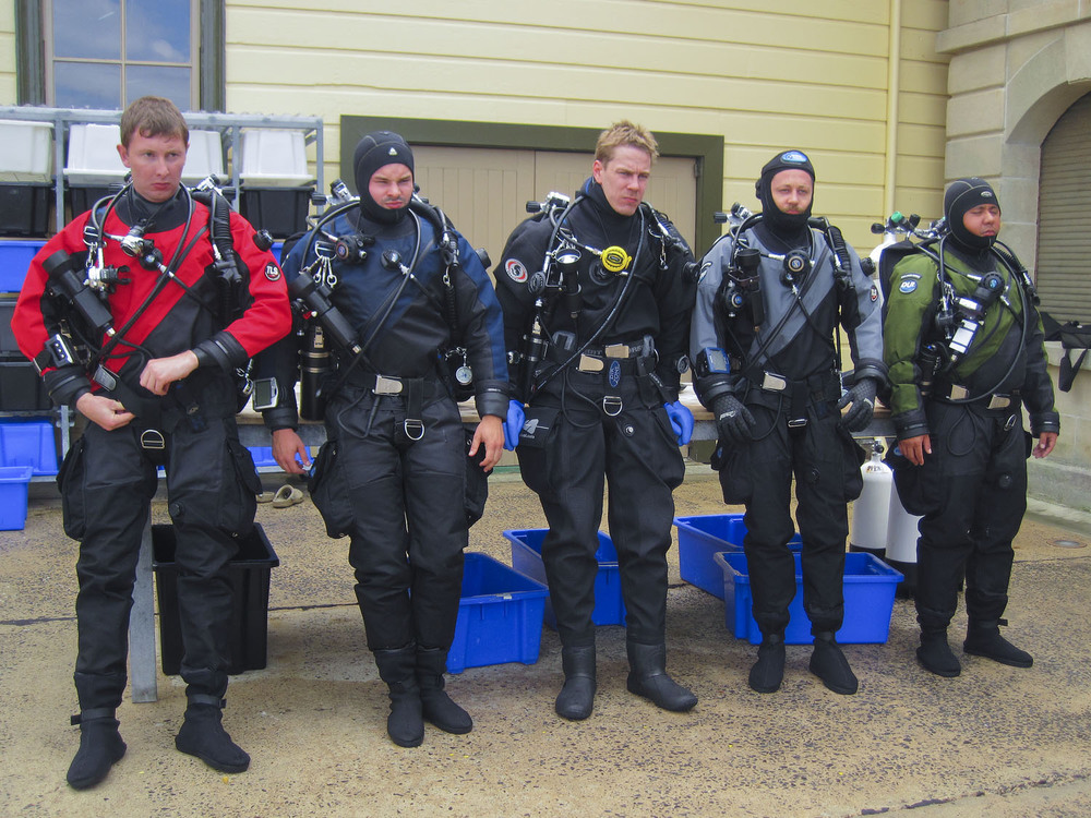 Scuba Diving - Refresher Course