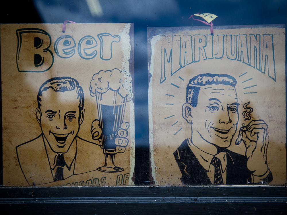 Beer & Marijuana