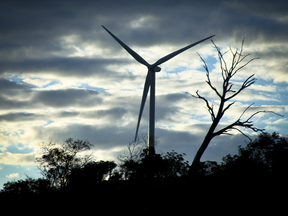 Yass Valley windfarm