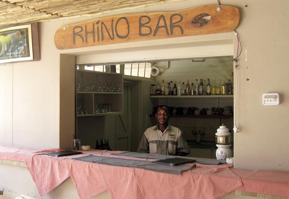 The Rhino Bar
