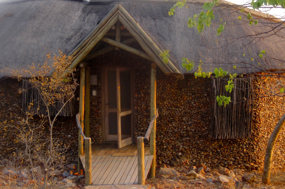 Our lodge at Ongava