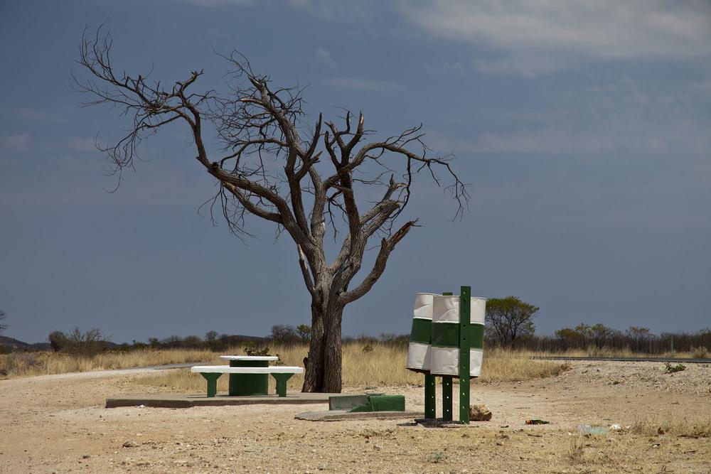 Nanibian Rest Stop